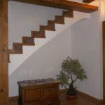 Escaleras a primera planta - Casa El Temple